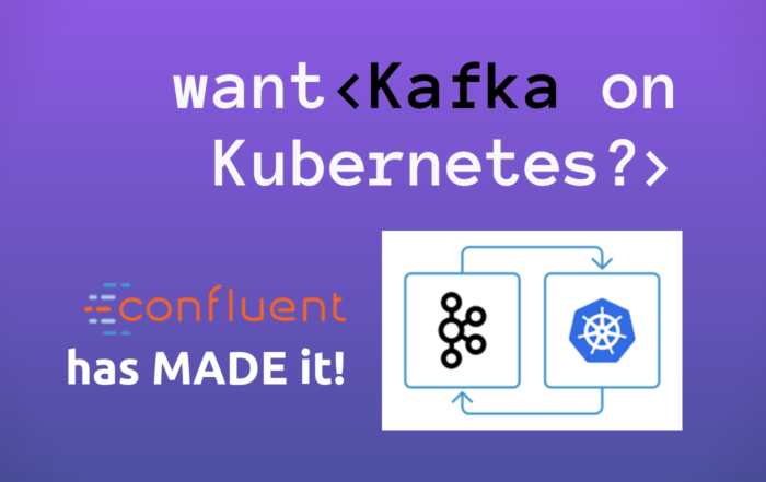 Kafka on Kubernetes by Cofluent, HireDevOps Kubernetes Docker Experts
